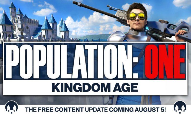POP1 Kingdom age